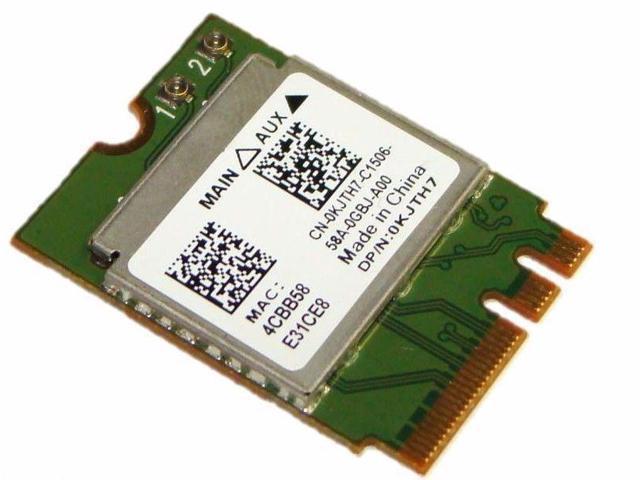 RealTek RTL8723BE Wireless 802 11b/g/n WiFi + Bluetooth 4 0 NGFF Mini Card  KJTH7 - Newegg ca