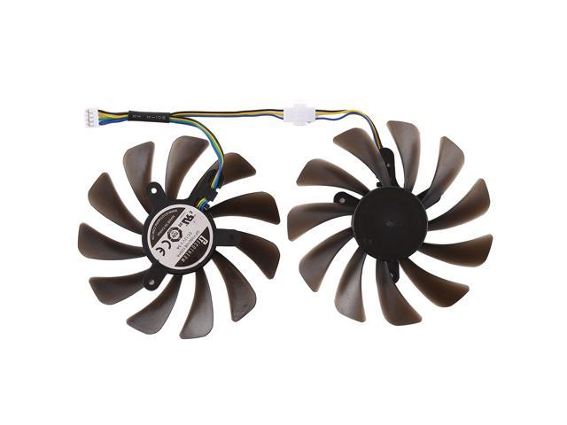 Superb Dc 12V 0 5A 4 Pin Female Desktop Computer Radiator Cooling Fan Cpu Cooling Fan Diameter 9 5Mm Pairs Newegg Com Beutiful Home Inspiration Aditmahrainfo