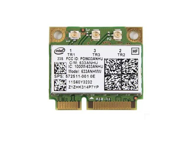 Thinkpad T410 T420 X230 T430 T530 WiFi Card Intel Ultimate-N 6300 FRU  60Y3233 - Newegg com