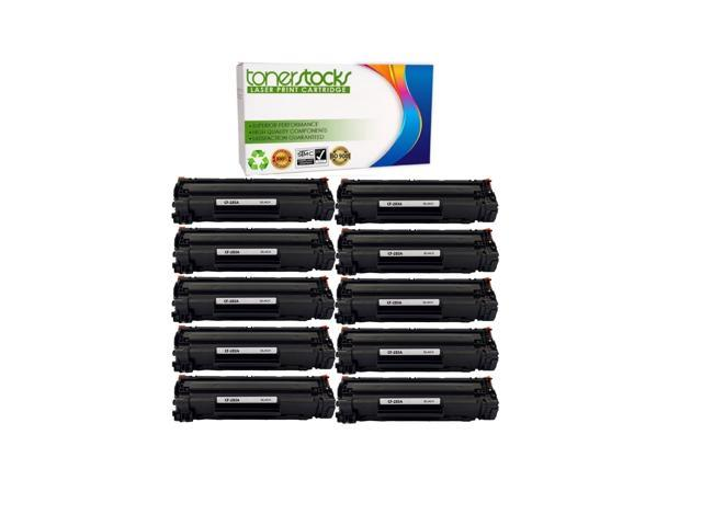 6-Pk//Pack 83A CF283A Toner Cartridge For HP M201dw M201n MFP M125a M125nw M127fw