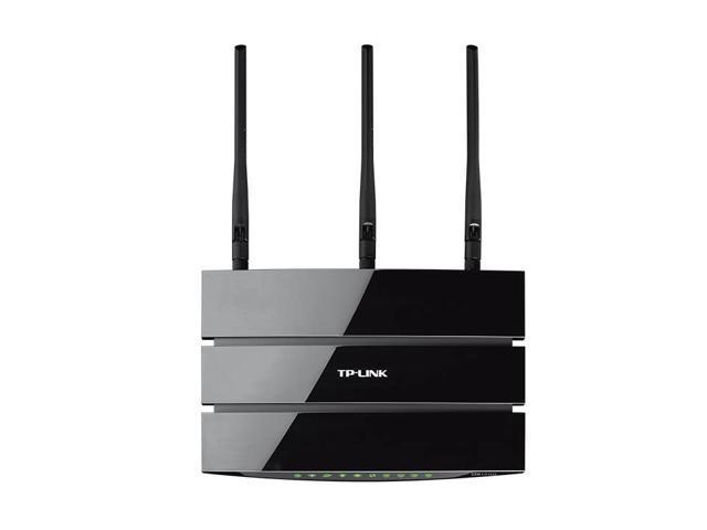 TP-Link ARCHER VR400 AC1200 Wireless VDSL/ADSL Modem Router - Newegg com