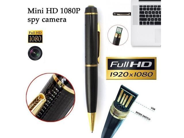 FHD 1080P Mini Pen Voice Digital Hidden Video Spy DV Camera Recorder Camcorder