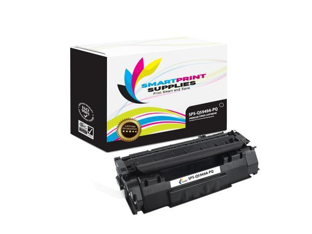 Smart Print Supplies Compatible 49A Q5949A Black Premium Toner Cartridge  Replacement for HP LaserJet 1160 1320 Printers (2,500 Pages) - Newegg com