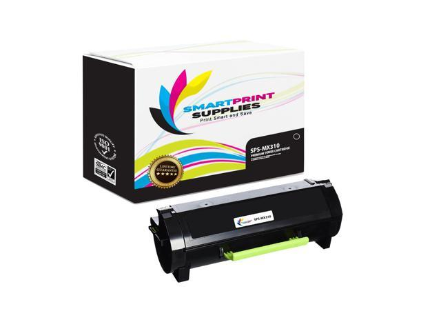 60F1000 Remanufactured Made in USA Toner Cartridge For Lexmark MX310 Printer