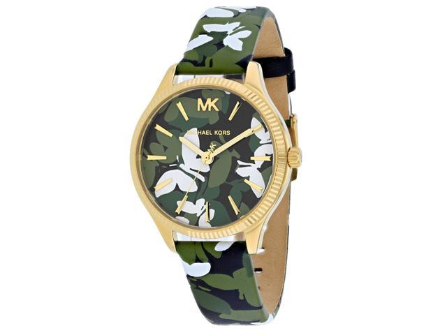 Michael Kors Women's Lexington Watch Quartz Mineral Crystal MK2811