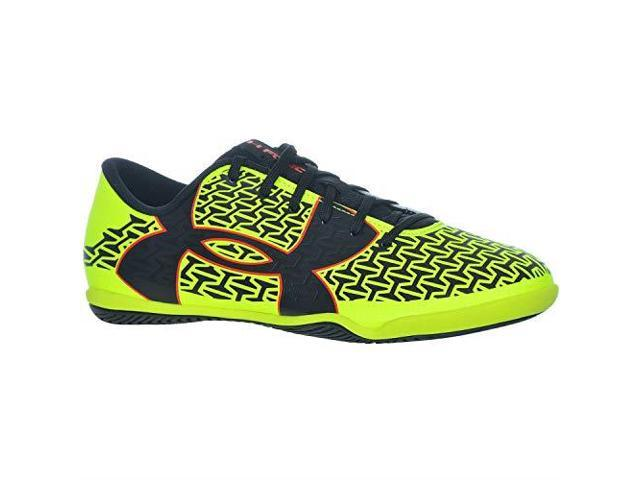833be5c29b14 New Under Armour ClutchFit Force 2.0 ID Soccer Shoes Mens 12 High-Vis Yellow