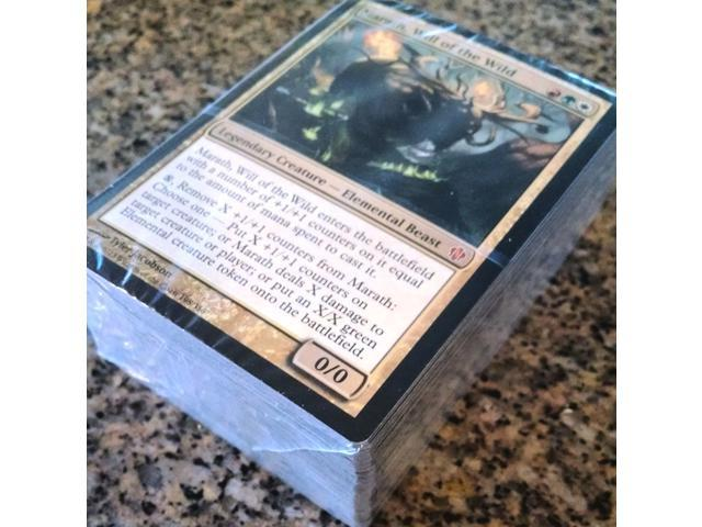 ***Nature of the Beast*** Commander 2013 Sealed English Deck Unboxed Magic Cards