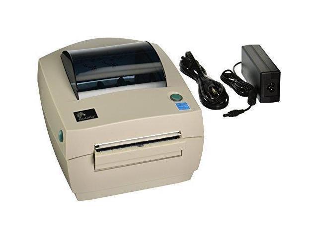 Zebra GC420-200511-000 GC420D Direct Thermal Printer 203 DPI, Monochrome,  6 7