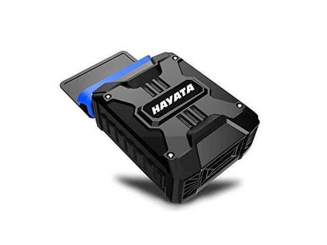[Best Laptop Cooler] HAYATA LPC-03 Air Extracting Laptop Cooling with  Vacuum Fan - USB Powered, Wind Control, Quiet Operation, Ultra-portable