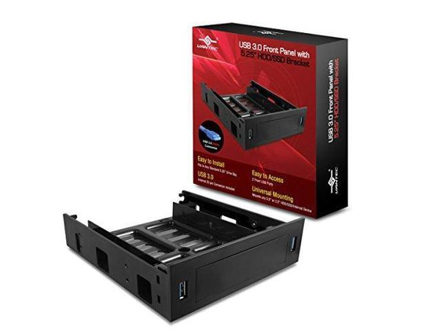 Vantec USB 3 0 Front Panel with 5 25