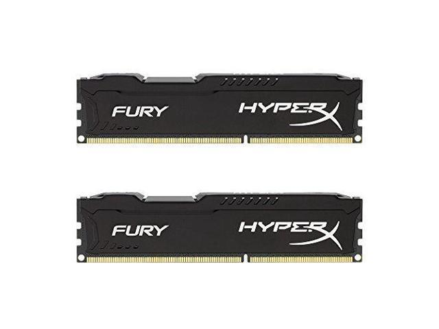 Kingston HyperX Fury 16GB Kit 2x8GB HX313C9FBK2//16 1333MHz DDR3 CL9 DIMM