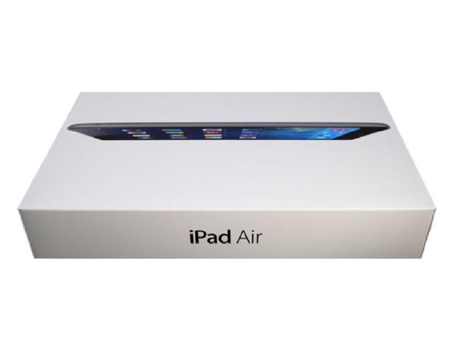 Apple iPad Air (Wi-Fi Only) 9.7-inch 16GB - Space Gray - Plus Bundle