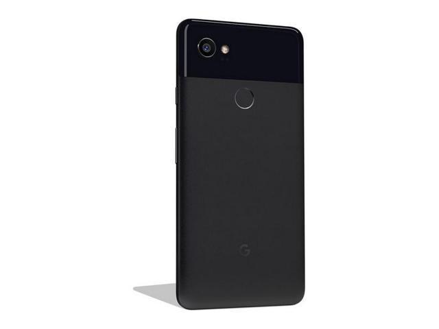 Google Pixel 2 Xl Screen Shadow Verizon Just Black 64 Gb 6 In Screen Newegg Com