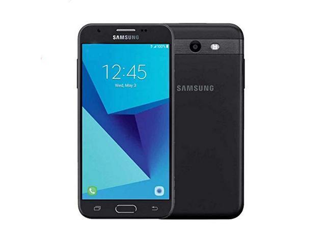 Samsung Galaxy J3 Eclipse | Verizon | 16 GB | Black | Grade: A | 5 in  Screen - Newegg com