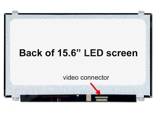 LTN156AR36-001 for Dell P51F004 Touch New Replacement LCD Screen for Laptop LED HD Glossy
