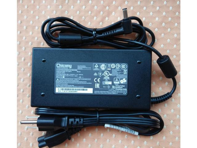Original OEM Chicony 120W 19 5V AC Adapter for Clevo N155RF,A12-120P1A  Notebook