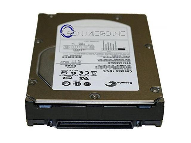 SEAGATE ST3146855LC 146GB 15K U320 SCSI HARD DRIVE NEW