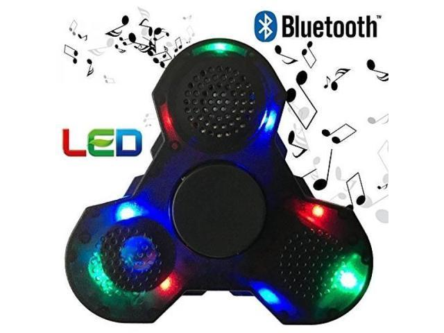 Sades Prime Fidget Spinner With Led Lights And Bluetooth