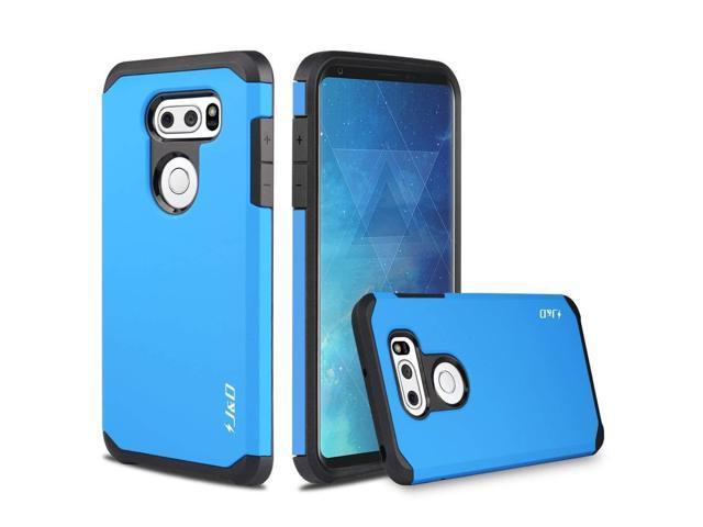 J&D Case Compatible for LG V35 Case, LG V35 ThinQ/LG V30S/LG