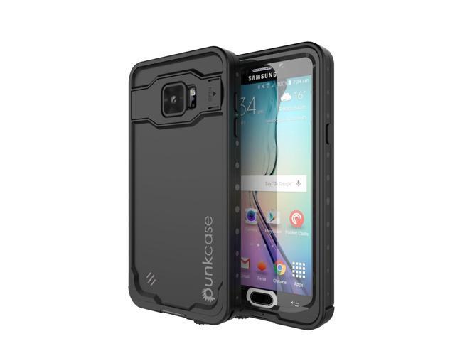 Samsung Galaxy Note 5 Case - Punkcase StudStar - Waterproof Phone Case - IP  68 Protective Case - Underwater Shock Dirt Proof - Heavy Duty Military