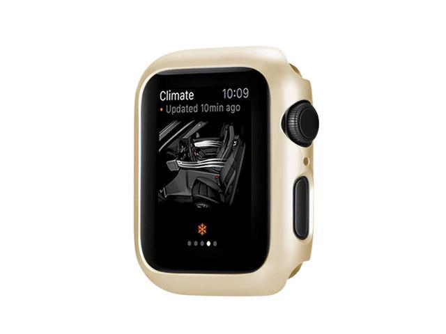 new concept 62a35 72f58 Series 4-44 mm Super Slim Plating PC Hard Case iWatch Anti-Scratch Screen  Protective Apple Watch 40mm Series 4 - Newegg.com