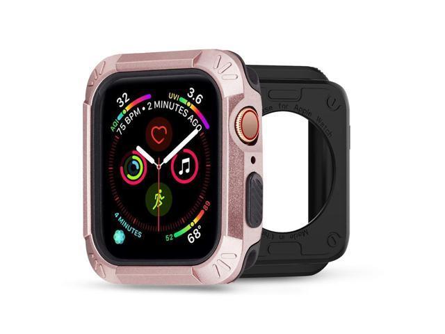 huge discount e7a3e db71e for Apple Watch Series 4 Case 40 mm,44 mm Slim TPU+ PC Protective Case  Bumper Cover for Apple Watch Series 4 2018 - Newegg.com