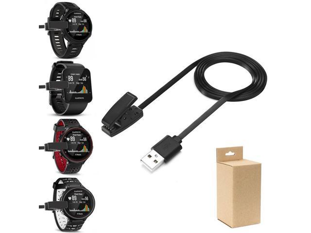 Charging clip cradle for Garmin Forerunner 235, Sync Data Cable Charger  Charging dock for Garmin 35/ 735XT Approach S20 Smart Watch - Newegg com