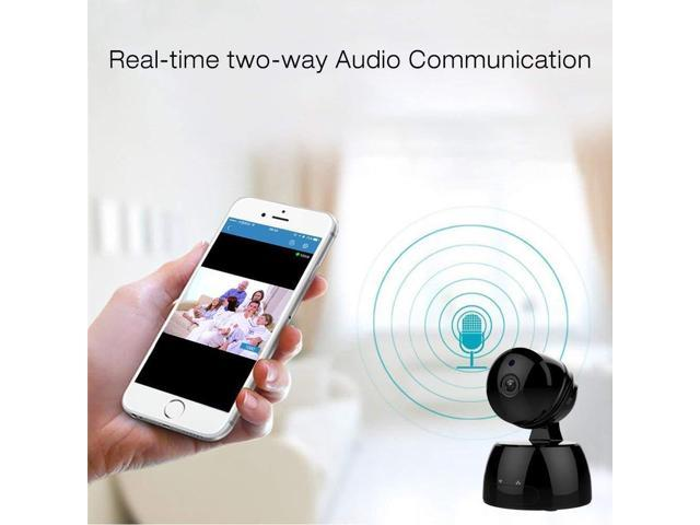 Wireless IP Camera,GAKOV GA829X Wifi 1080P HD Security Surveillance Camera  for Baby/Pet/Nanny with Night Vision & Motion Detection- Cloud Service