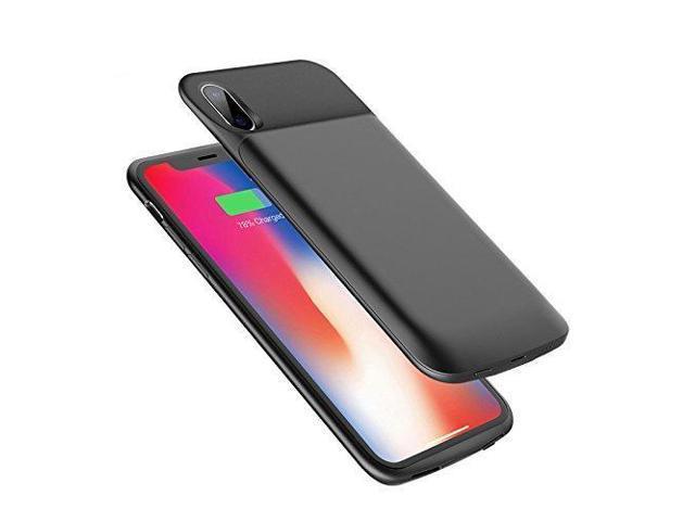 quality design 2764d 96428 BBtech iPhone X XS Battery Case, BBtech 6000mAh Rechargeable Juice ...
