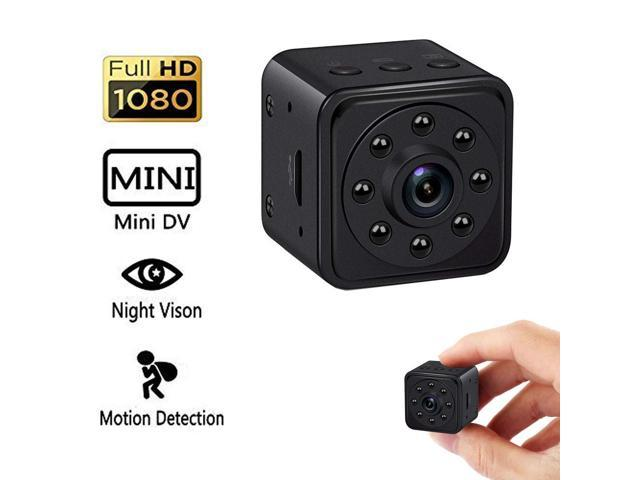 Mini Hidden Spy Camera 1080p Hd 140 Degree Wide Angle Small