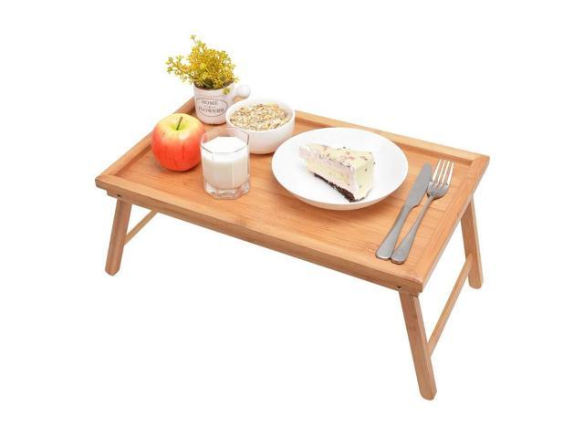 Incredible Zhuoyue Bamboo Bed Tray With Folding Legs Lap Tray With Gmtry Best Dining Table And Chair Ideas Images Gmtryco