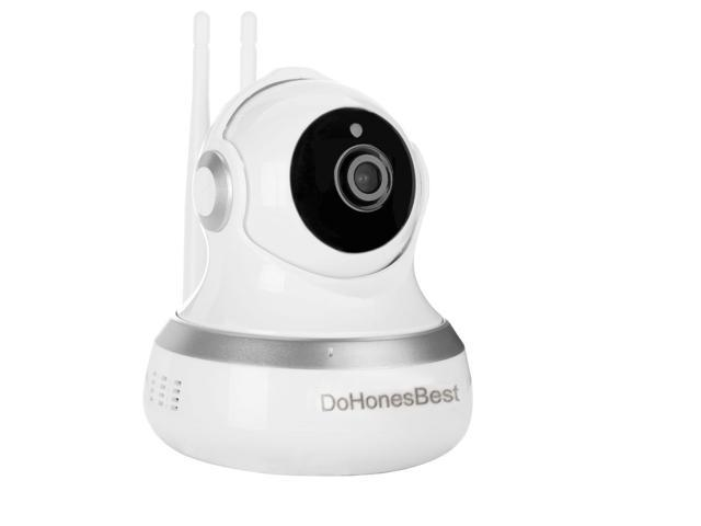 DohoesBest Wireless 1080P IP Camera WiFi Home Security Surveillance Camera  for Baby Elder Pet Pan/Tilt/Zoom Two-Way Audio & Night Vision with iOS,
