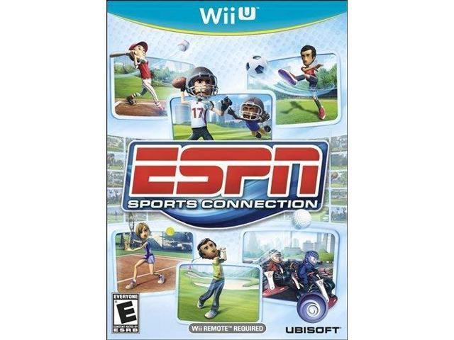 ESPN Sports Connection - Nintendo Wii U - Newegg com