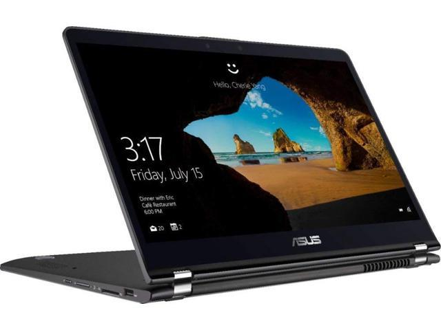 "ASUS 2-in-1 2019 Flagship 15.6"" Full HD Touchscreen Laptop/Tablet, Intel Quad-Core i7-8550U 16GB DDR4 1TB PCIe SSD 802.11ac Bluetooth 4.2 Backlit Keyboard Fingerprint Reader Windows Ink Win 10"