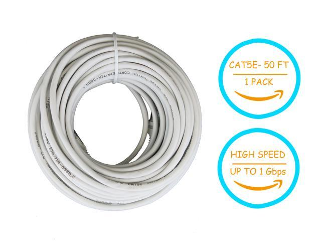 ANiceS 30 ft 30FT RJ45 CAT5 CAT5E LAN Network Cable for Ethernet Router Switch