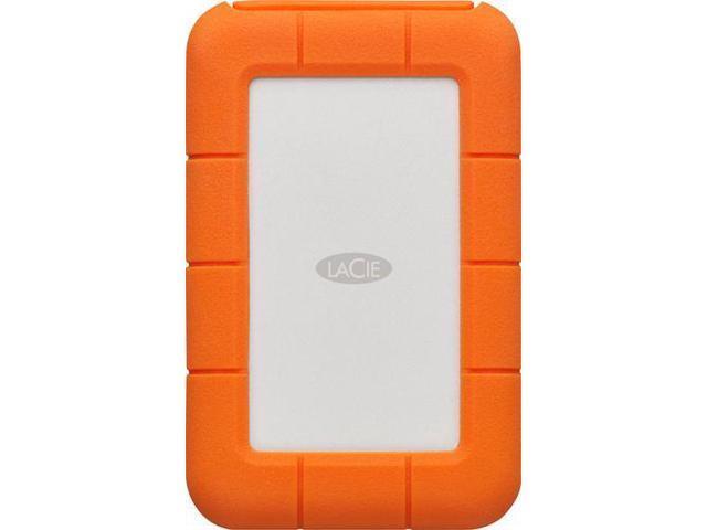 Lacie 2tb Rugged Portable Drive Thunderbolt Usb C Model Stfs2000400 Newegg Com