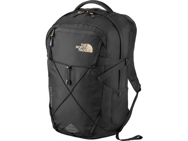 0eee4da66 The North Face - Women's Solid State Laptop Backpack - Black/Rose Gold -  Newegg.com
