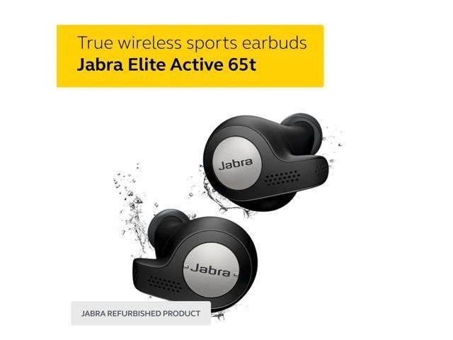 Jabra Elite Active 65t True Wireless Sport Earbuds Newegg Com