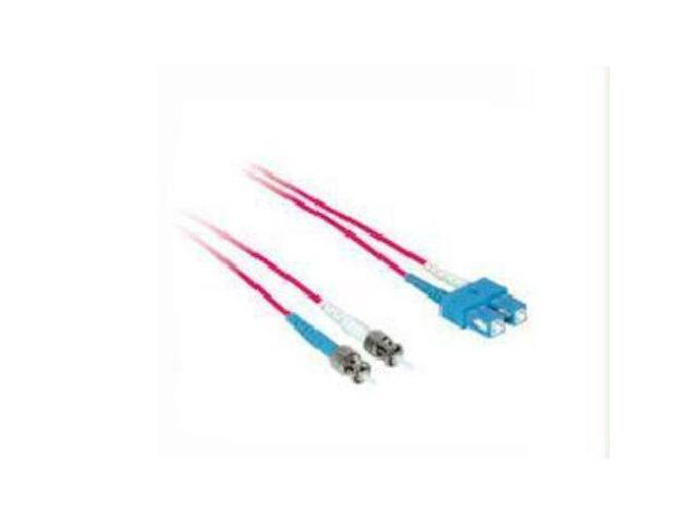 2m St/Sc Duplex 50/125 Multimode Fiber Patch Cable - St-Multimode - Male -  Sc Mu - Newegg ca