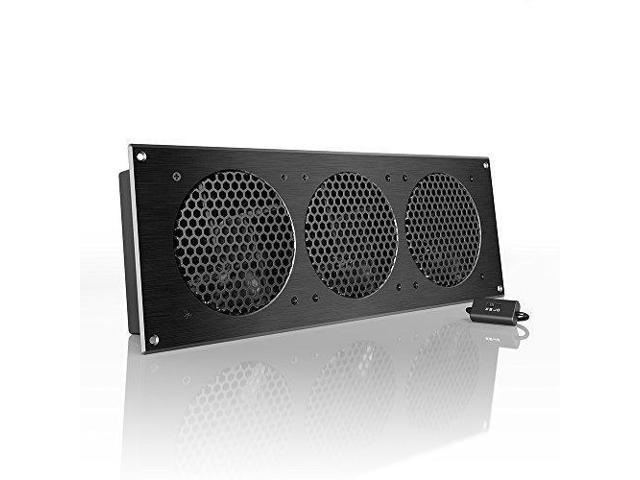 Sensational Ac Infinity Airplate S9 Quiet Cooling Fan System 18 With Speed Control For Home Theater Av Cabinet Cooling Newegg Ca Download Free Architecture Designs Rallybritishbridgeorg