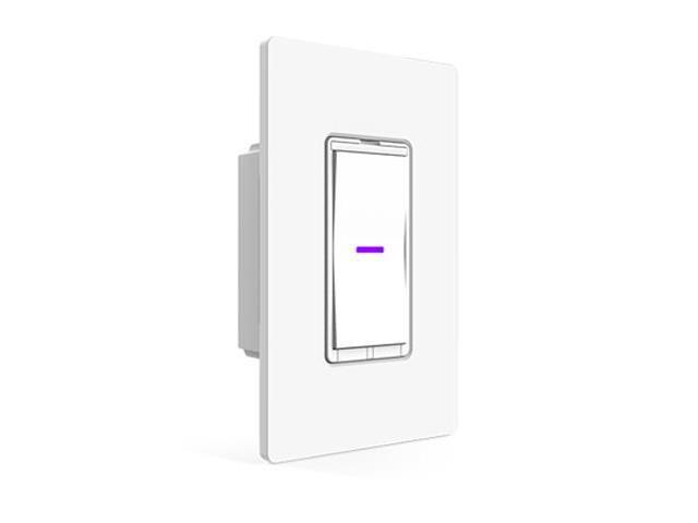 Smart Light Switch >> Idevices Idev0008 Wall Switch Wifi Smart Light Switch Works With