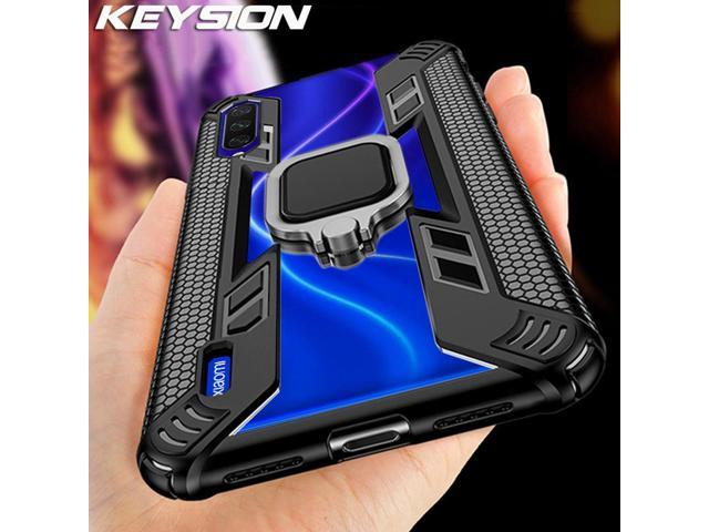 For Xiaomi Mi9 Lite / Xiaomi Mi CC9 Armor Shockproof Back Cover With Stand