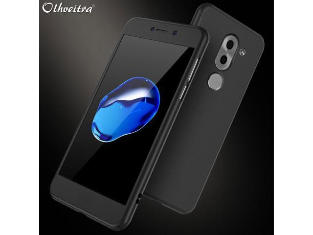 on sale 1fe85 35678 360 Full Coverage Bag For Huawei Honor 6X / Mate 9 Lite Cover Phone Cases  Plastic Case With Tempered Glass For Huawei GR5 2017 - Newegg.com