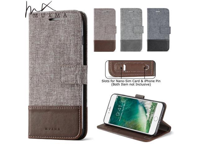 official photos d00e5 7bd7e MUXMA Flip Case For Xiaomi Redmi 5A 4X 4A mi A1 5X Max 2 Luxury Wallet Case  Leather Cover For Xiaomi Redmi Note 4X 5A Phone Case - Newegg.com