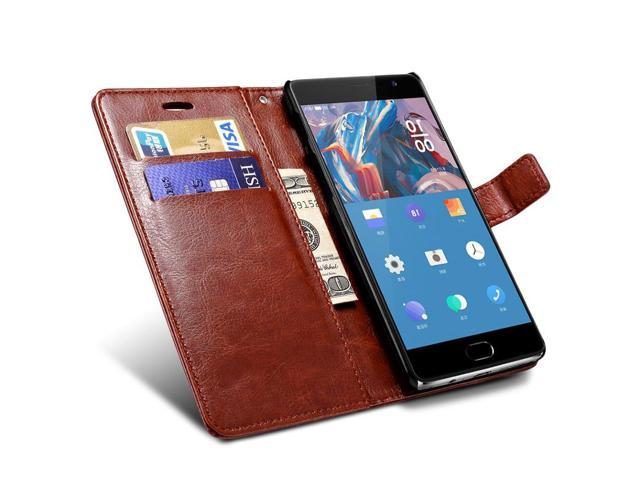 timeless design 89a0d 709a5 Oneplus 3 Case One Plus 3 Case Luxury Flip Style PU Leather Wallet Coque  Phone Bag For Oneplus3 Oneplus 3T Cover Cases - Newegg.com
