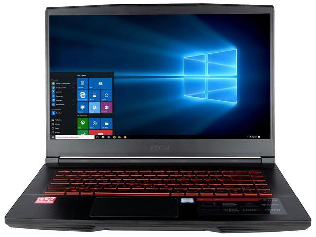 CUK MSI GF63 8RD Thin & Light Gaming Laptop (8th Gen Intel Core i7 ...