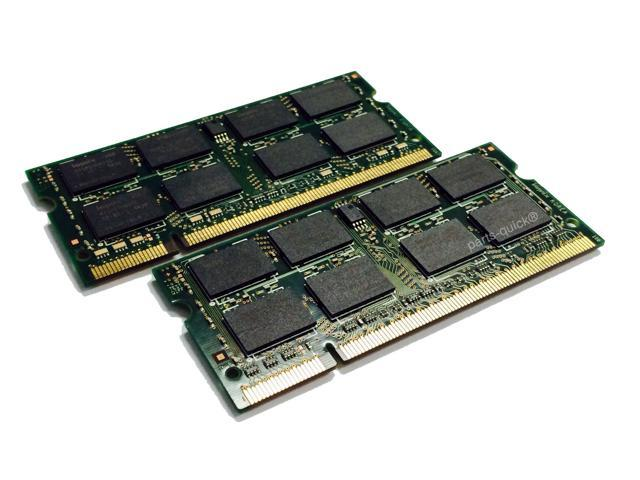 Memory RAM Upgrade for Lenovo Thinkpad T60 4GB Kit T61p 2x2GB T61