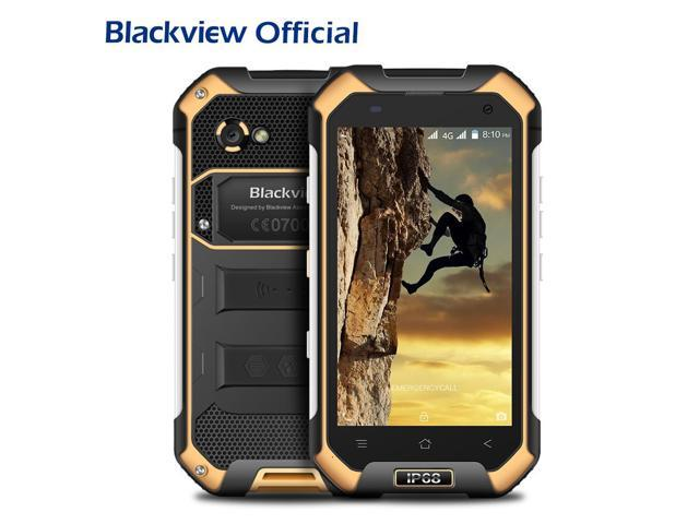 Mobile Phones 4 7inch Hd Ip68 Waterproof 4g Lte Android 7 0 Rugged Smartphone Mt6735 Quad Core Ram 2gb Rom 16gb 4200mah Fast Charge Sony Camera