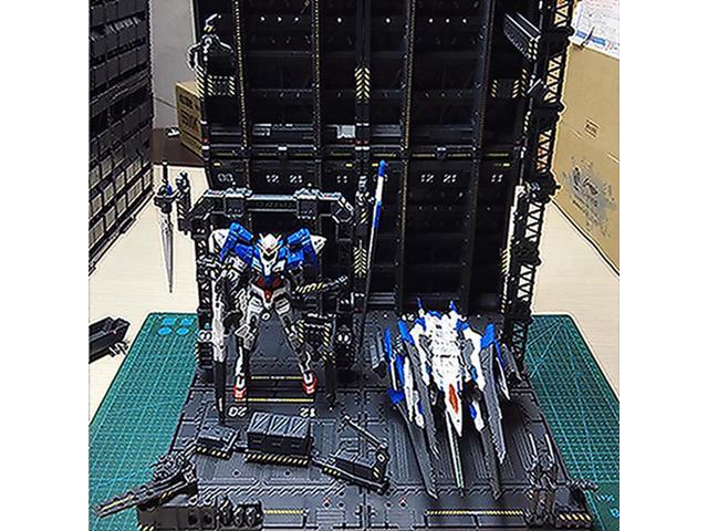Decals stickers for MECHANICAL CHAIN ACTION BASE Machine Nest Gundam Model MSG