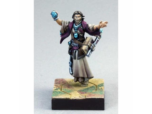 Mystic Theurge Wizard Miniature 25mm Heroic Scale Pathfinder Series Reaper  Miniatures - Newegg com